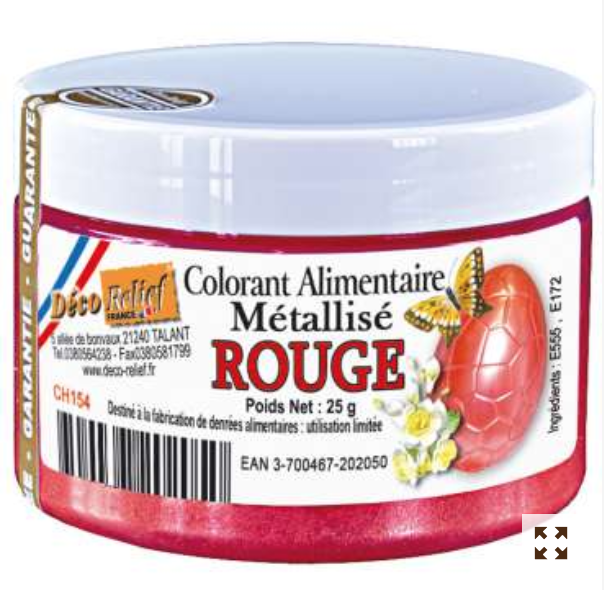 colorant alimentar