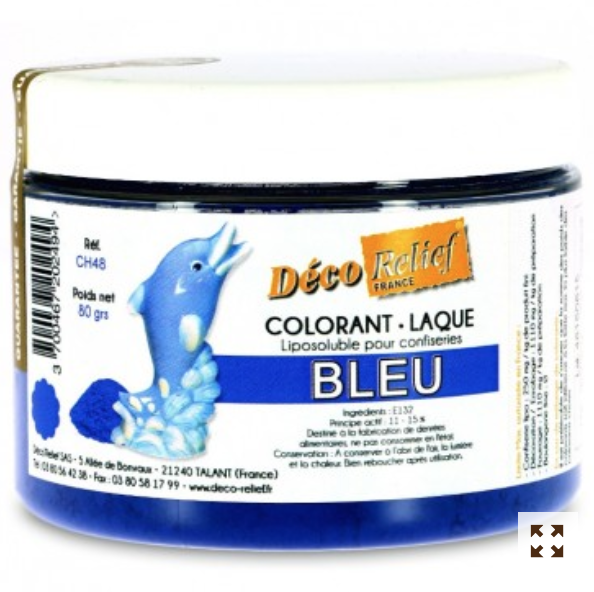 colorant alimentar liposolubil